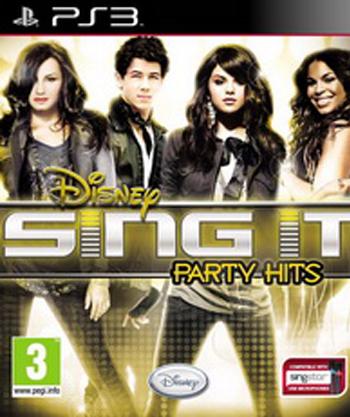 [PS3]ps3 迪斯尼想唱就唱派对精选欧版预约