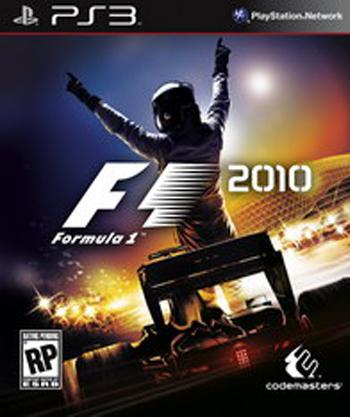 F1赛车2010 美版预约
