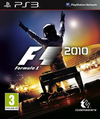 F1赛车2010 欧版预约