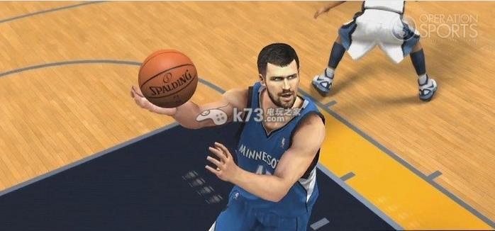NBA 2K13 日版下载 截图