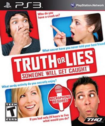 [PS3]ps3 真实与谎言美版下载