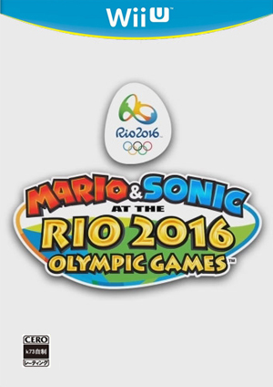 马里奥与索尼克在里约奥运会 欧版下载