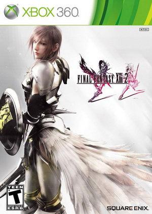 最终幻想13-2 欧版下载