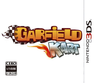 加菲猫卡丁车 美版下载