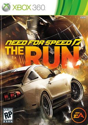 [Xbox360]xbox360 极品飞车16 亡命天涯美版下载