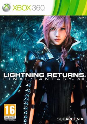最终幻想13雷霆归来 欧版下载