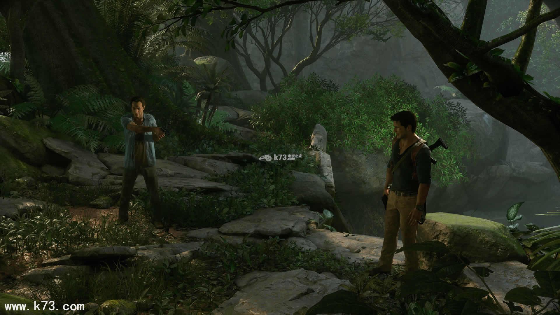 神秘海域4 中文版下载 截图