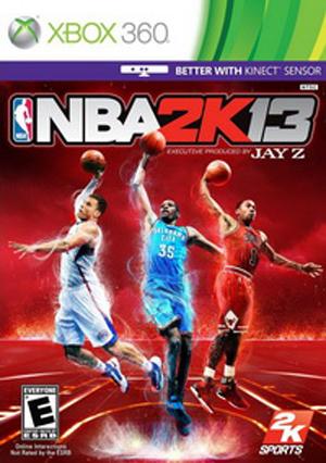 [Xbox360]xbox360 NBA 2K13日版下载
