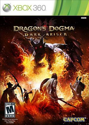 [Xbox360]xbox360 龙之信条黑暗觉醒美版下载