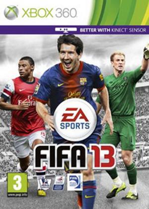 FIFA13 欧版下载