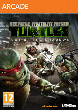 [Xbox360]xbox360 忍者神龟脱影而出美版下载