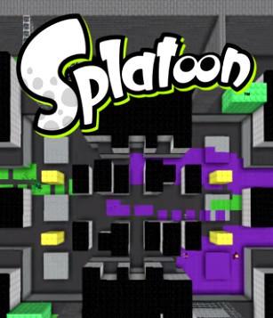 我的世界splatoon mod下载
