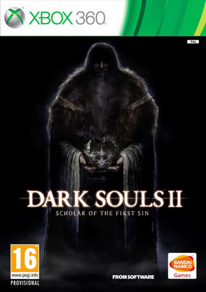 [Xbox360]xbox360 黑暗之魂2原罪学者欧版下载