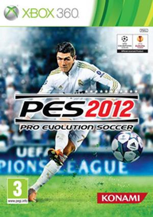 实况足球2012 欧版