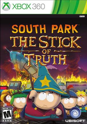 [Xbox360]xbox360 南方公园真理之杖美版下载