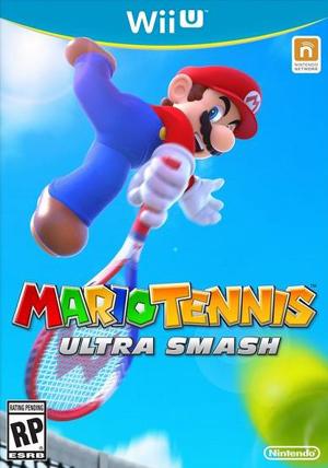 马里奥网球终极扣杀 日版下载