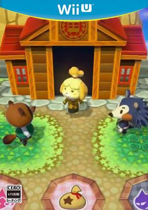 动物之森Amiibo节日 日版下载