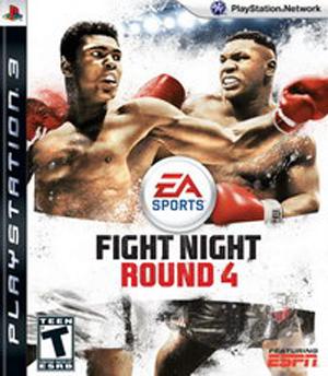 [PS3]ps3 拳击之夜4美版下载
