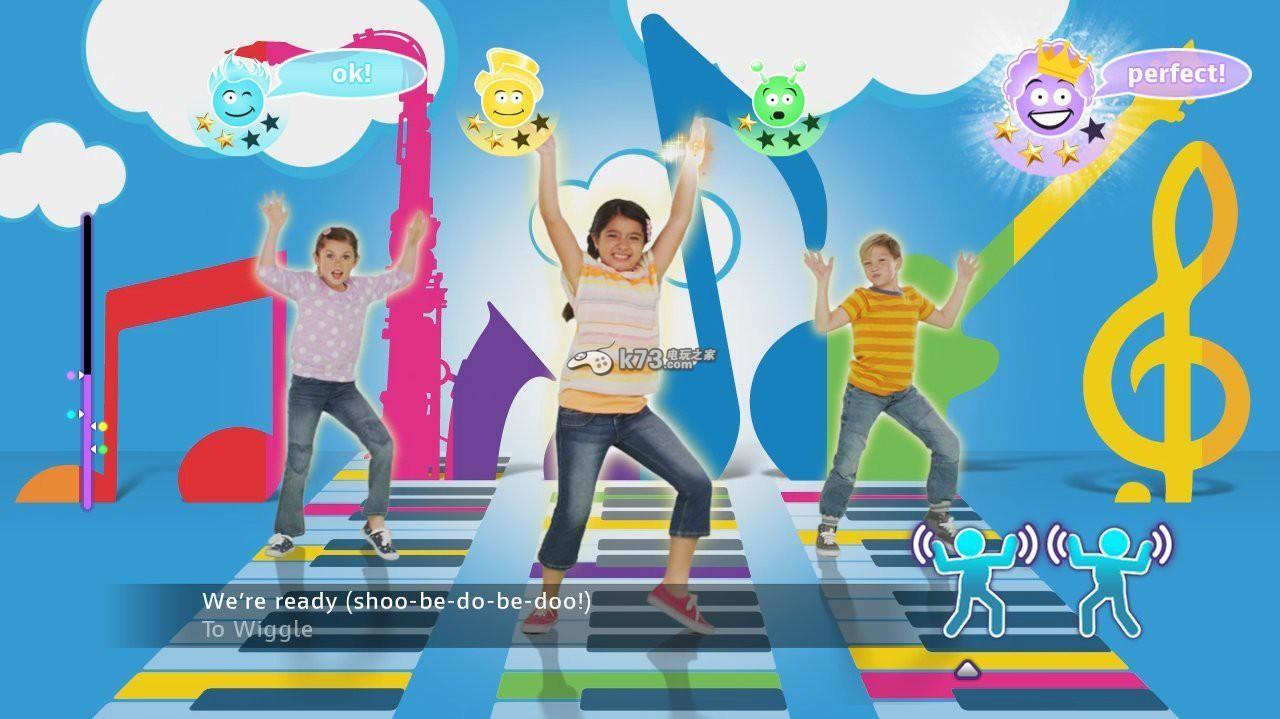 舞力全开儿童版2014 美版下载 截图