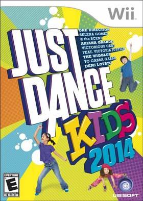 舞力全开儿童版2014 美版下载