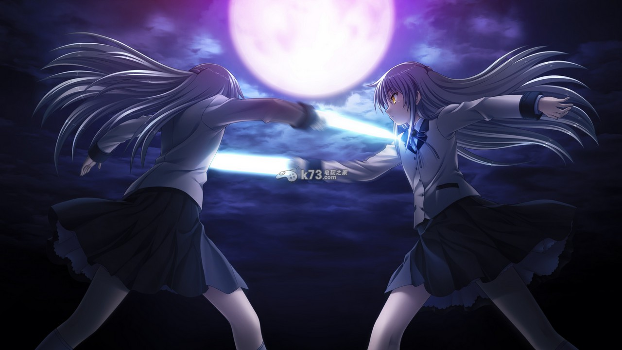 Angel Beats 1st beat 汉化版 截图
