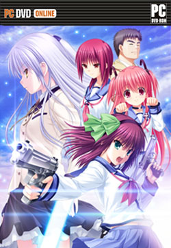 Angel Beats 1st beat汉化版下载