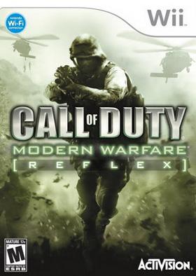 [WII]wii 现代战争反应能力欧版下载