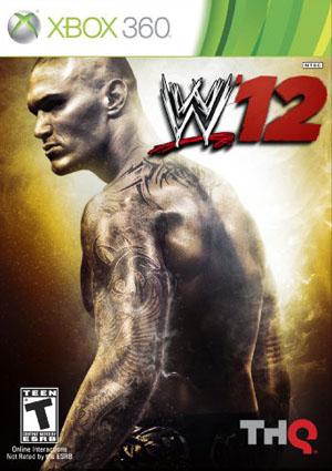 xbox360 WWE职业摔角联盟12美版下载