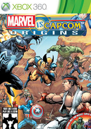 [Xbox360]xbox360 漫画英雄VS卡普空起源美版下载