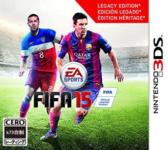 FIFA15 缇���涓�杞�