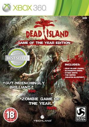 [Xbox360]xbox360 死亡岛年度版欧版下载