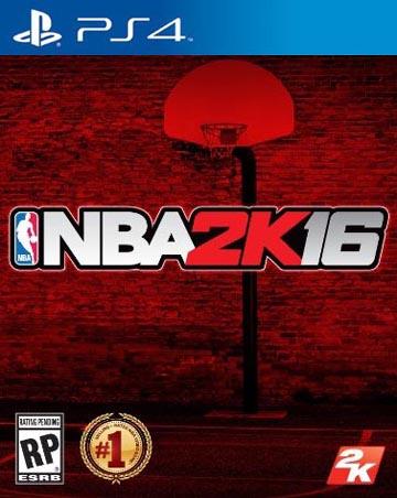 [PS4]NBA 2K16欧版预约