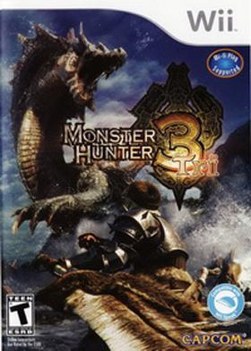 怪物猎人3 美版