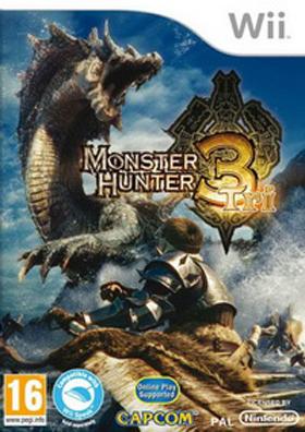 怪物猎人3 欧版下载