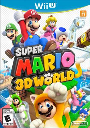超级马里奥3D世界 美版下载