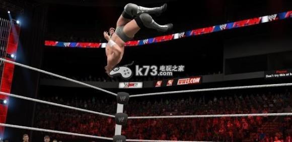 WWE2k16 美版预约 截图