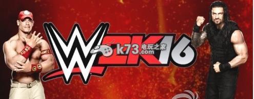WWE2k16 欧版预约 截图