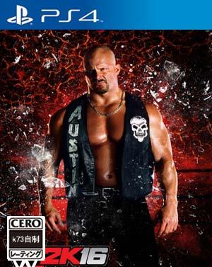 WWE2k16 欧版预约