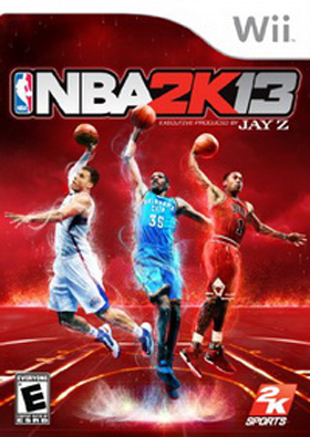 NBA 2K13美版下載