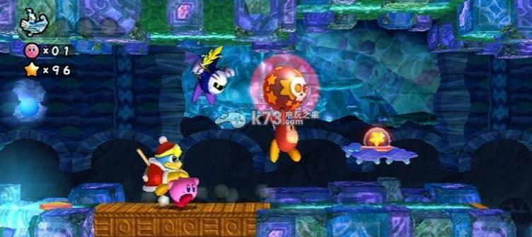 星之卡比wii 重回梦幻岛 日版下载 截图