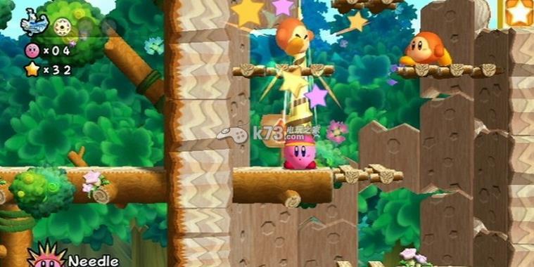 星之卡比wii 重回梦幻岛 欧版下载 截图