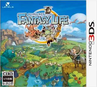 [3DS]3ds 幻想生活汉化版预约 幻想生活繁体中文版