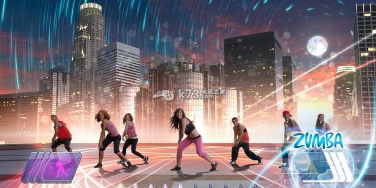 健身尊巴舞全球派对 欧版下载