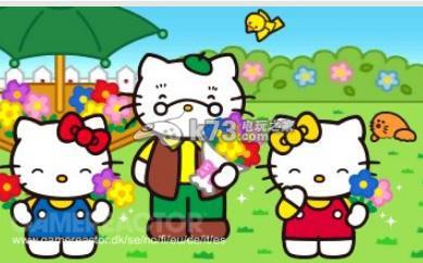 凯蒂猫的幸福家庭 欧版下载