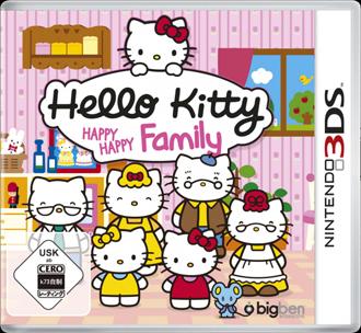 《凯蒂猫的幸福家庭》讲述的是关于凯蒂猫的一家人的故事,玩法简单