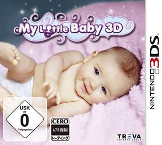 我的小宝贝3D 欧版下载