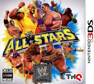 美国职业摔跤全明星欧版下载
