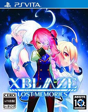 X苍翼 失去的记忆 美版下载