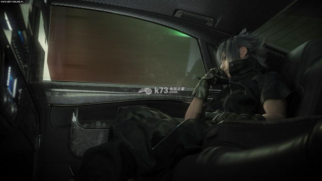 最终幻想15 中文版预约 截图
