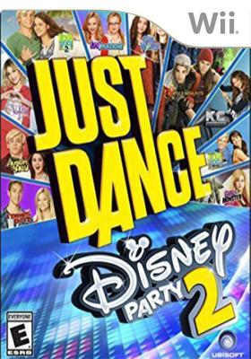 舞力全开迪士尼聚会2美版下载